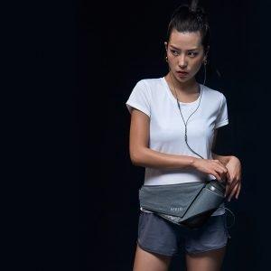 Running mobile phone pocket