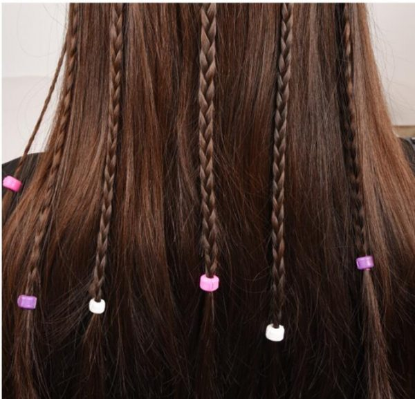 Electric children's hair artifact